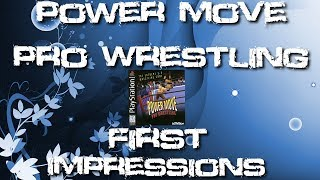 Power Move Pro Wrestling First Impressions | Wrestling Game Review | TerriblePain