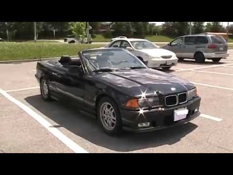 1995 Bmw 325i Convertible Startup Engine In Depth Tour