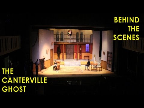 The Canterville Ghost - Behind The Scenes