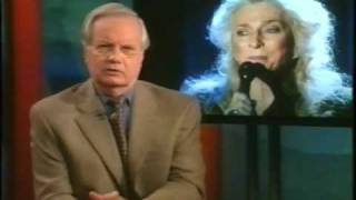 JUDY COLLINS - Interview with Bill Moyers about Amazing Grace