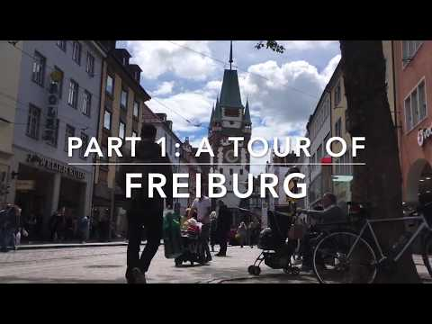 Environmental Governance (MEG) - A Tour of Freiburg