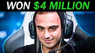 Top 10 RICHEST Professional Gamers