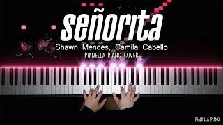 Señorita - Shawn Mendes, Camila Cabello | Piano Cover by Pianella Piano