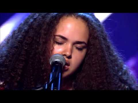 Rachael Thompson: Please Don't Say You Love Me - Auditions - The X Factor Australia 2014