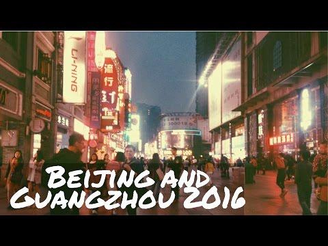 Beijing & Guangzhou 2016