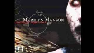 Marilyn Manson Minute Of Decay