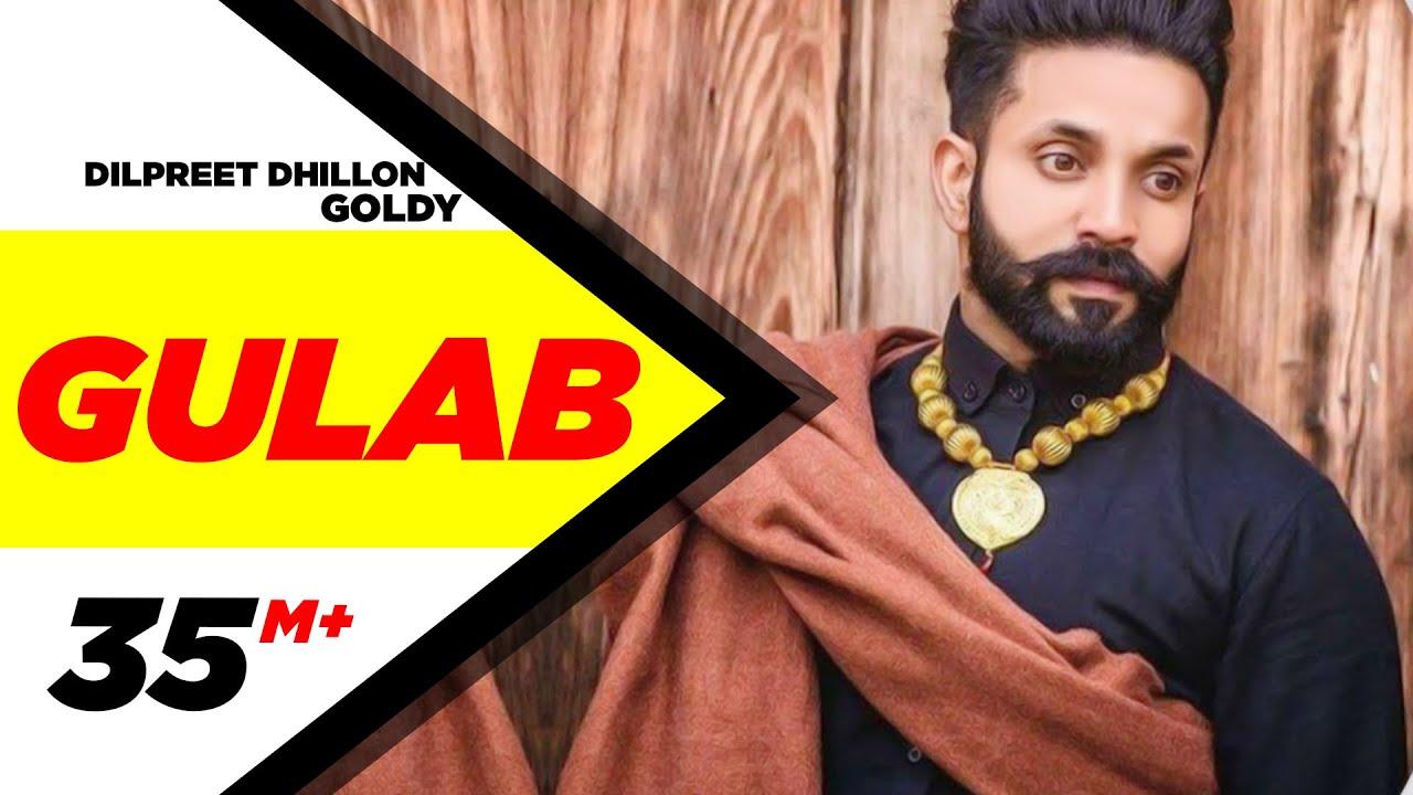 Gulab (Full Song) - Dilpreet Dhillon ft  Goldy Desi Crew | Latest Punjabi  Songs 2015 | Speed Records