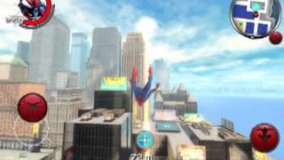 iPhoneアプリアメイジングスパイダーマン ミッション1
