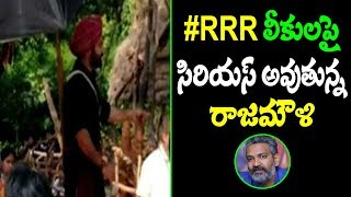 RRR Movie Jr NTR Viral Video | Jr NTR | Ram Charan | SS Rajamouli | #TopTeluguMedia
