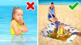 SUMMER PARENTING HACKS || Easy Summer Snacks for Your Kids screenshot 2