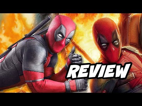 Deadpool 2 Review and Ending Explained