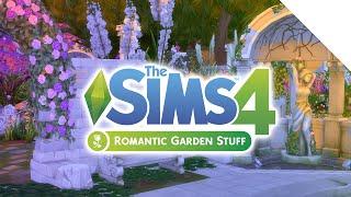 The Sims 4 Romantic Garden -- Short Review