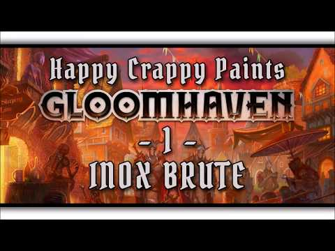 HC Paints Gloomhaven #1 - Inox Brute