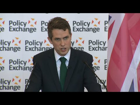 Gavin Williamson tells Russia to 'go away and shut up'