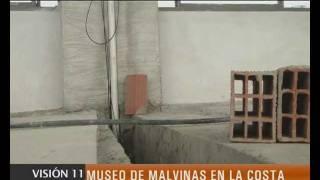 MUSEO DE MALVINAS EN SANTA TERESITA