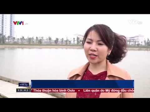 Thời Sự VTV đưa tin ngày 15/01/2017 Dự Án Chung Cư Thanh Hà Cienco 5