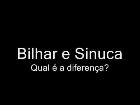 Bilhar e Sinuca 01 - YouTube 56cbb05a4cf76