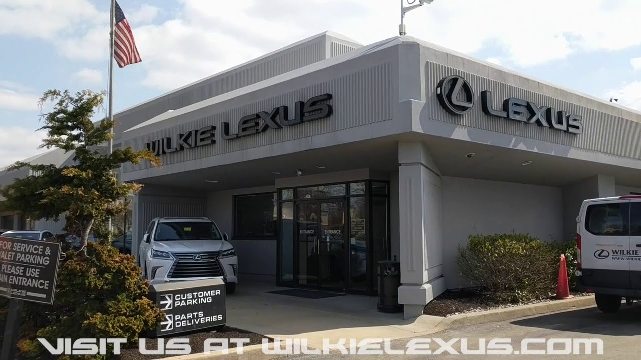 Lexus Dealers In Nj >> Wilkie Lexus Dealership Lexus Sales Finance And Service In