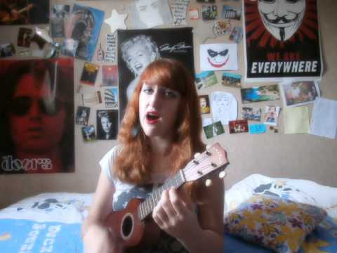 Who Did That To You -  John Legend / Django Unchained Soundtrack (ukulele cover)