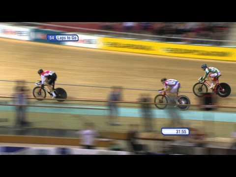 Men's Points Race -- Final -- 2013 UCI World Track Championships
