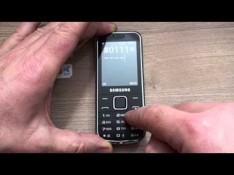Samsung GT C3530 dekodiranje pomoću koda