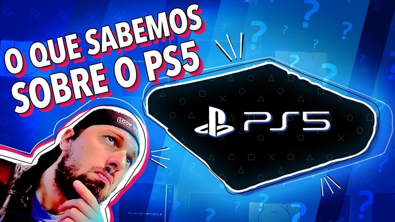 Download O QUE SABEMOS SOBRE O PS5 NA CES 2020!