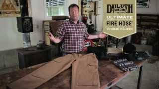Duluth Trading Ultimate Fire Hose Work Pants