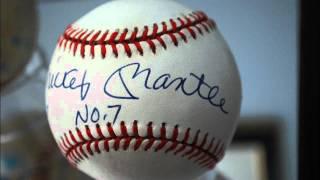 High-Grade Hank Greenberg & Mickey Mantle Signed Baseballs