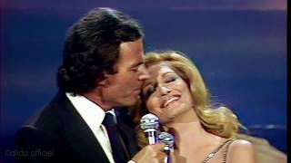 Dalida [Clip Officiel]  Julio Iglesias - La vie en rose  - Interview - La vie en rose (1981)