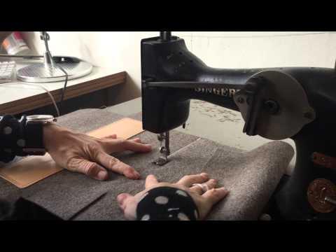 vintage zigzag sewing machine singer 32 1