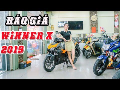 WINNER X 150 2019   CẬP NHẬT GIÁ XE WINNER X MỚI NHẤT 2021