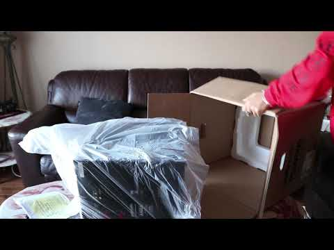 Polk Audio PSW 505 subwoofer Unboxing & review