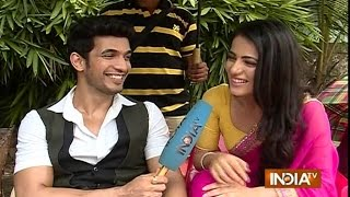 Meri Aashiqui Tum Se Hi: Celebs Get into Funny Mood on the Set - India TV