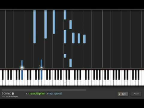 how to play Peha - Spomal on piano