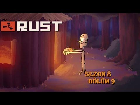 Ben Geldim :D | Rust Türkçe | Sezon 8 | Bölüm 9