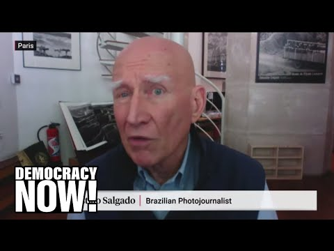 Photojournalist: Bolsonaro is destroying institutions, committing genocide on Indigenous groups