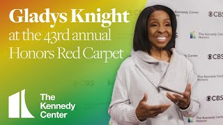 Gladys Knight on Garth Brooks | The 43rd Kennedy Center Honors