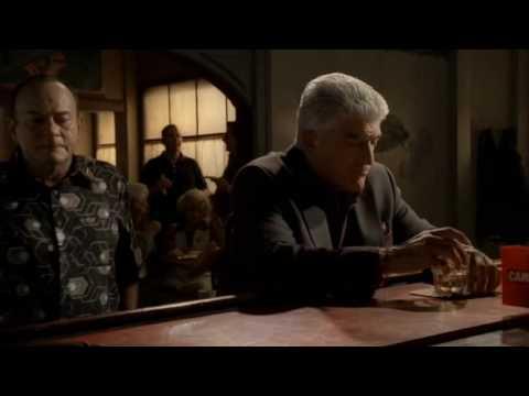 The Sopranos ( best ending scene ) season 6
