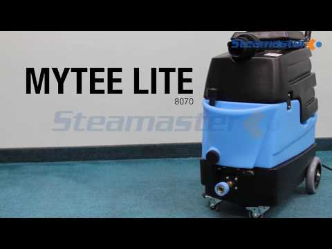 Mytee Lite II 8070 Heated Carpet Extractor Reviews - Best Commercial Upholstery Cleaning Machine