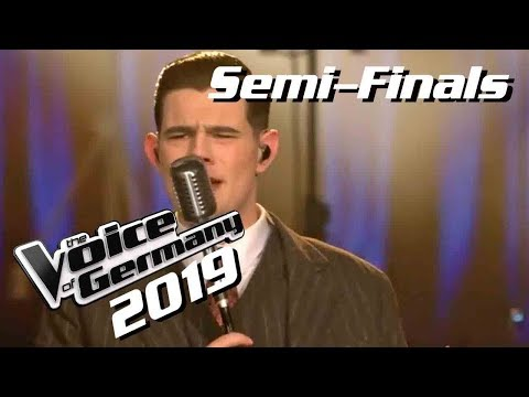 Little Richard - Tutti Frutti (Lucas Rieger)   The Voice of Germany 2019   Semi-Finals