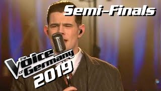 Little Richard - Tutti Frutti (Lucas Rieger) | The Voice of Germany 2019 | Semi-Finals