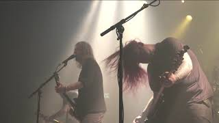 "NEW MODEL ARMY, ""Eyes Get Used To The Darkness"", Amsterdam [17.12.2017]"