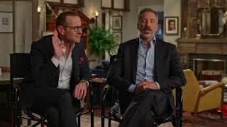 Will & Grace: Premiere     Max Mutchnick , David Kohan - Writer / Exec.  Interview    SocialNews.XYZ