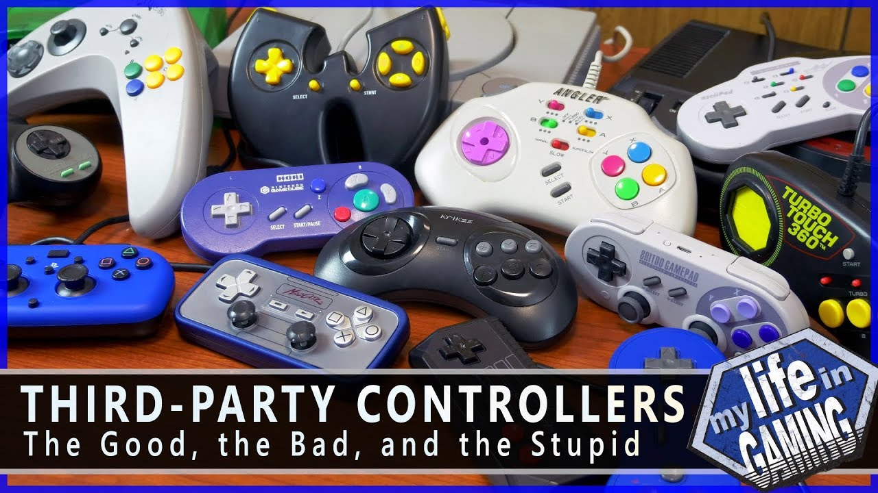 third party controllers the good the bad and the stupid my