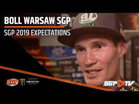 SGP 2019 Expectations | Boll Warsaw SGP Of Poland