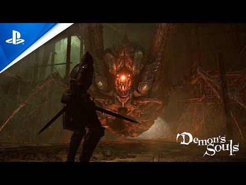 Demon's Souls – Gameplay-Trailer #2 | PS5, deutsch