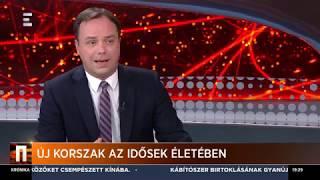 18 ezer forint lesz idén a nyugdíjprémium - Nyitrai Zsolt - ECHO TV