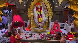 Shirdi Sai Baba Live darshan Today