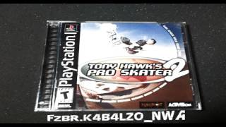 Tony Hawk's Pro Skater 2  Soundtrack ( Album completo )