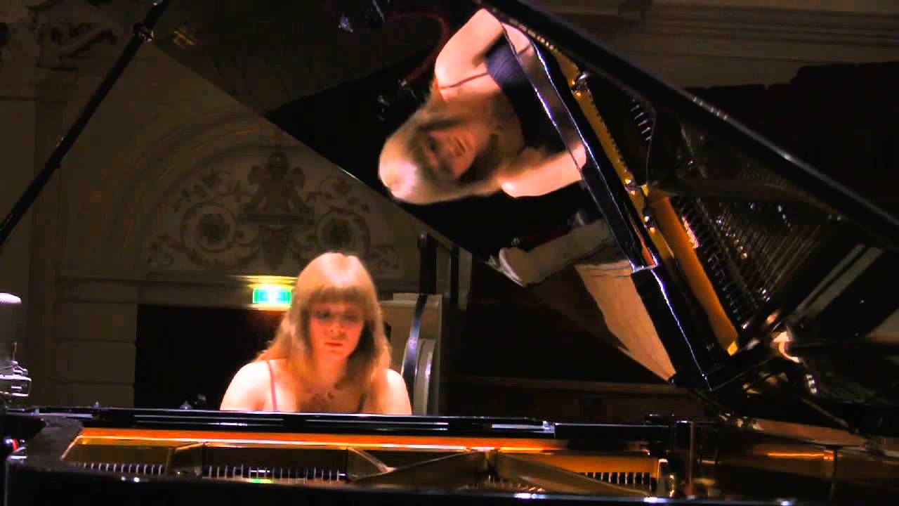 Anna Fedorova, Chopin, Polonaise in F-Sharp minor Op.44